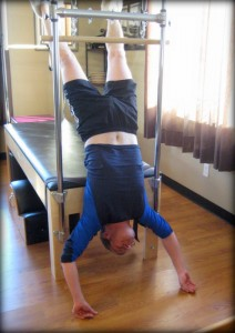 Pilates Inspiration of the Month -  Dan Lusche