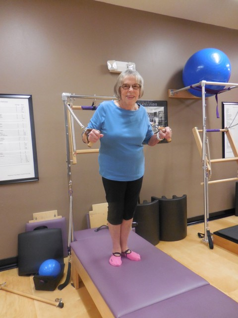 Senior Citizens Or Those With Hip Amp Knee Injuries Can Do