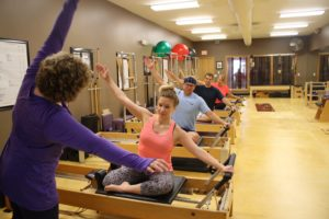 Reformer Pilates Iowa City