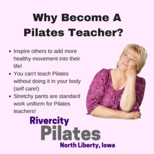What's a good age to become a Pilates teacher?