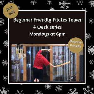Gain strength and increase mobility with our Beginner