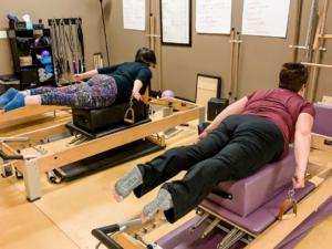 Pilates Reformer Teacher Training