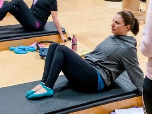 Pilates Mat Teacher Training