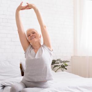 "A ""slept wrong"" morning & Pilates magic..."