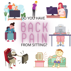 Have you heard of sitting disease?