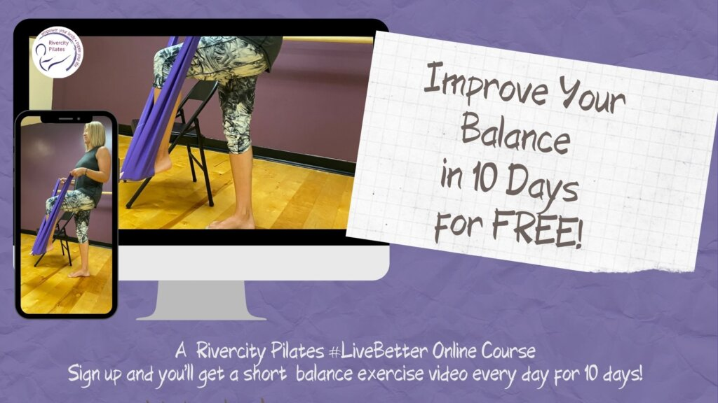 Would you like to improve your balance?